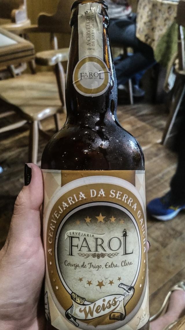 Cerveja Farol - Estilo Weiss