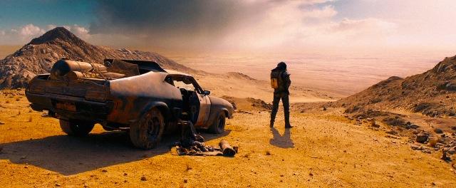 Mad Max - 10 indicações ao Oscar 2016
