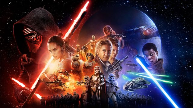 """Um dos filmes mais esperados do ano """"StarWars - O Despertar da Força"""" concorre em 5 categorias"""