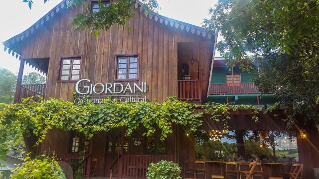 Giordani - Restaurante italiano em Bento Gonçalves