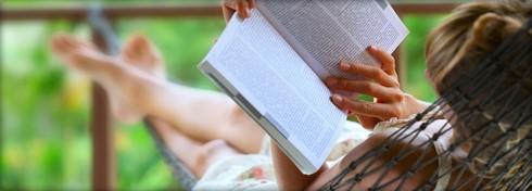 Mulher lendo